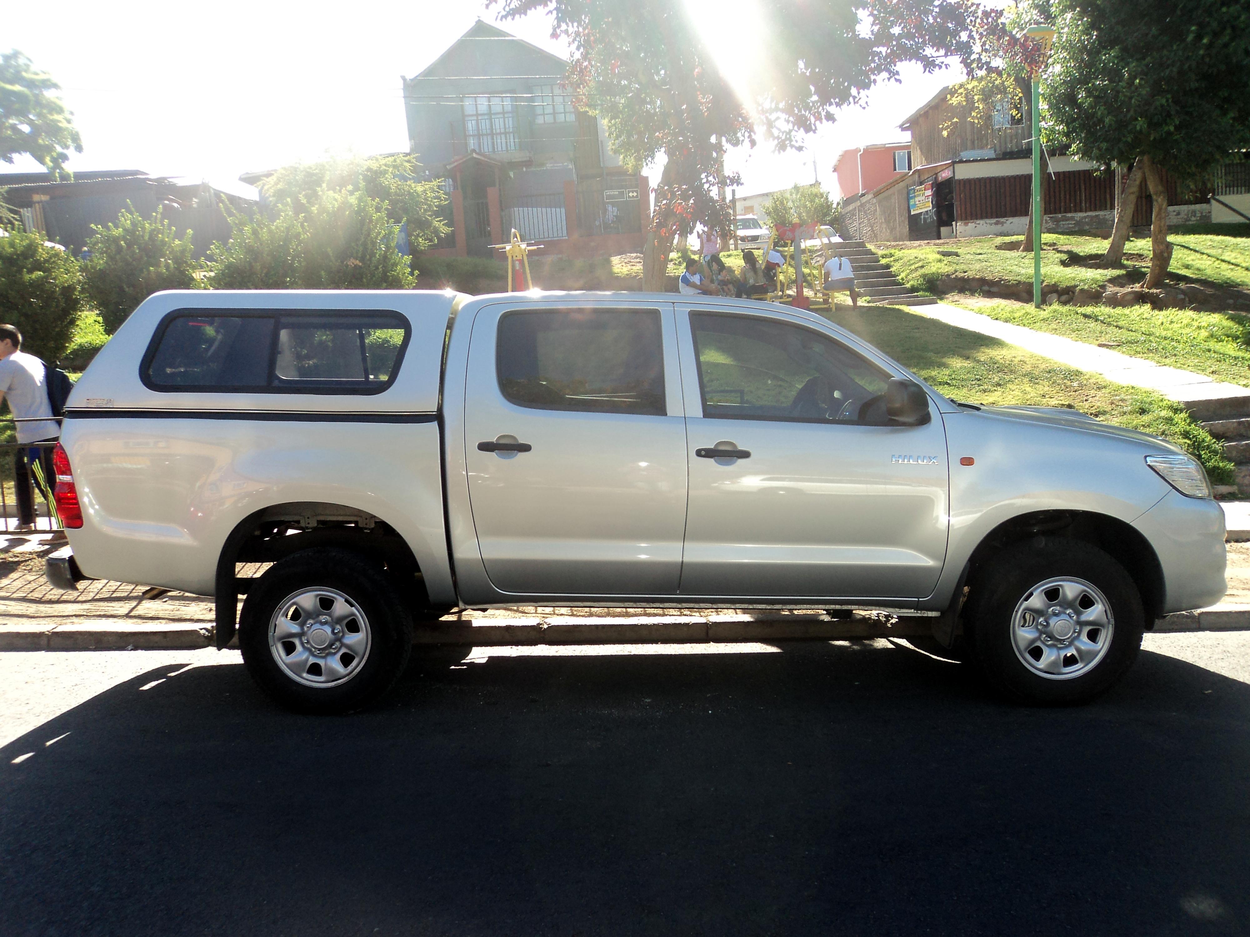 Toyota Hilux 2014 De Venta En Guatemala Autos Post Toyotas Usados Carros